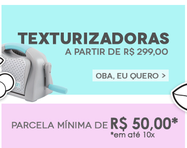 Texturizadoras | Serilon Crafts